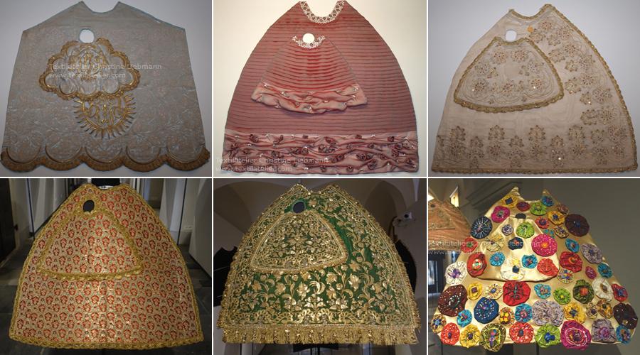Basilika Mariazell: Kleider für Gnadenmutter aus unterschiedlichen Epochen